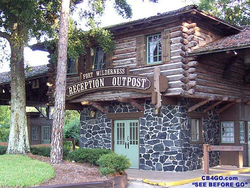 Campground for Fort wilderness cabins reservations