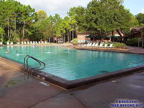 Campground for Meadow swimming pool fort wilderness