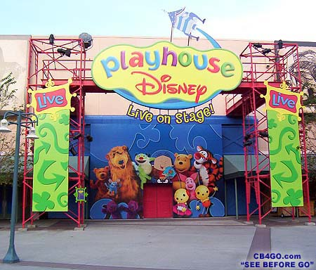 Pin Disney Playhouse on Pinterest